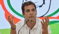 Rahul Gandhi condoles UP Congress leader's death due to COVID-19, shares video message slamming UP govt