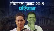 Lok Sabha Result 2019:  जानिए क्या है सोनिया और राहुल की सीट का हाल, यूपी में बीजेपी को बड़ी बढ़त