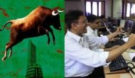 BJP भारी बहुमत की ओर, शेयर मार्केट ने रचा इतिहास, सेंसेक्स 40000 के पार
