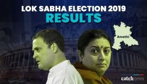 Rahul Gandhi accepts defeat in Amethi; has special message for Smriti Irani