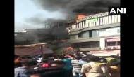 सूरत के तक्षशिला काम्प्लेक्स में भीषण आग, 15 छात्रों के मौत की खबर