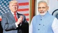 Donald Trump congratulates PM Modi, says great things in store for US-India ties
