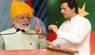 पाकिस्तान के पीएम इमरान खान ने भारतीय प्रधानमंत्री को किया फोन, PM मोदी ने दी नसीहत, कहा- लड़ना है तो..