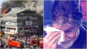 Surat Fire: Condolences for the lost lives pour in from the B-town celebrities including Amitabh Bachchan