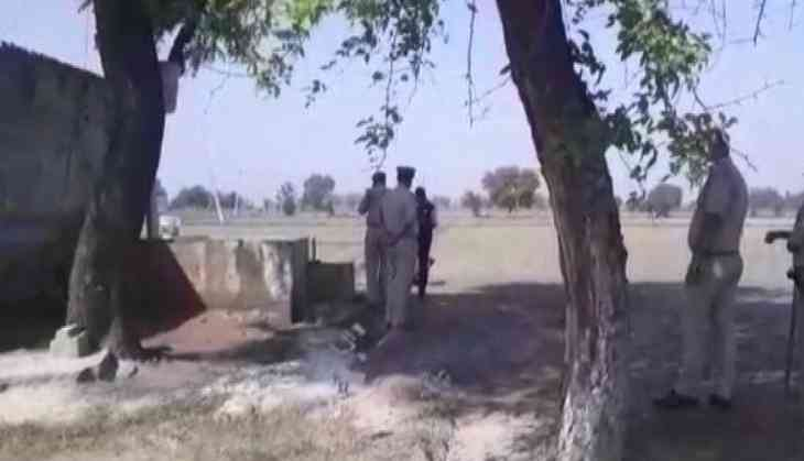 UP: 3 kids go missing from outside their house, bullet ridden bodies recovered; 2 cops suspended