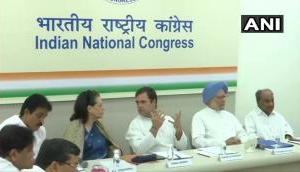 CWC की बैठक में हार की जिम्मेदारी लेते हुए राहुल गांधी दे सकते हैं इस्तीफ़ा
