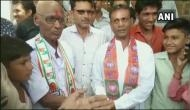 MP: Congress worker loses bet on Lok Sabha elections; shaves head