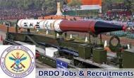DRDO: 10वीं पास के लिए रक्षा विभाग में नौकरी का शानदार मौका, ऐसे करें आवेदन
