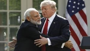 Special gesture: PM Modi on Donald Trump joining him at Indian community event in Houston