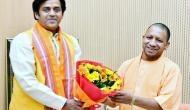 Ravi Kishan meets Yogi Adityanath after winning Gorakhpur LS seat