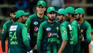 Pakistan cricket board to allow families after World Cup match against India