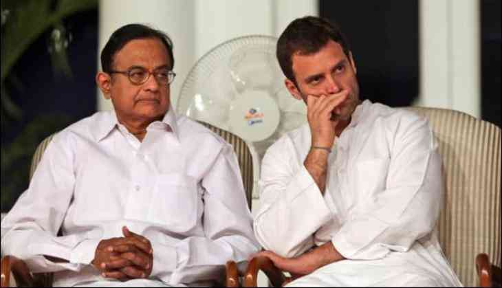 P Chidambaram appeals Rahul Gandhi not to resign as Congress workers will do suicide