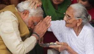 PM मोदी पहुंचे गुजरात, उत्साह से लबरेज हैं लोग, मां का भी लेंगे आशीर्वाद
