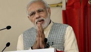 PM Modi calls for collective fight against poverty, umemployment, water crisis