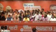 पश्चिम बंगाल में बड़ा सियासी तूफान, ममता बनर्जी की पार्टी के 2 विधायक समेत 50 पार्षद BJP में शामिल