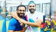 Watch: Rohit Sharma drops hint Kedar Jadhav to star in Race 4, alongside Salman Khan
