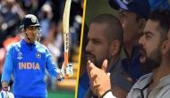 Watch: Papa CJ trolls Virat Kohli as he uses cuss word to celebrate MS Dhoni's century