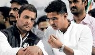 Congress Crisis: Sachin Pilot to resign as Rajasthan deputy CM if Rahul Gandhi quits as party chief, say reports