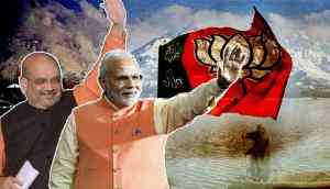 BJP's deepening roots in Muslim majority J&K