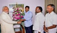PM Modi congratulates Y S Jaganmohan Reddy on taking over as Andhra Pradesh CM