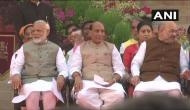Meet the two ministers who reached Rashtrapati Bhavan on bicycle to take oath