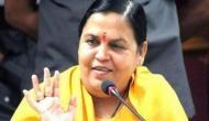 Uma Bharati hits out at Congress Seva Dal: They need a 'psychiatrist'
