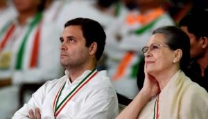Sonia, Rahul Gandhi pull out of panels to choose Congress chief