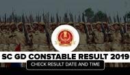 SSC: कांस्टेबल जीडी के नतीजे घोषित, CAPF, एनआईए में 54 हजार पदों पर होगी भर्ती