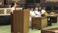 कांग्रेस संसदीय दल की नेता चुनी गईं सोनिया गांधी, लोकसभा में चुनेंगी पार्टी का नेता