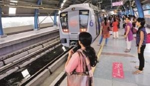 Delhi: Services affected on metro's Violet Line between Nehru Place and Badarpur