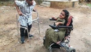 जज्बे को सलाम: UPSC के प्री एग्जाम में ऑक्सीजन सिलेंडर लगाकर बैठी ये महिला उम्मीदवार