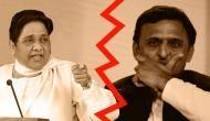 चुनाव खत्म होते ही सपा-बसपा गठबंधन में आई दरार ! उपचुनाव अकेले लड़ेंगी मायावती