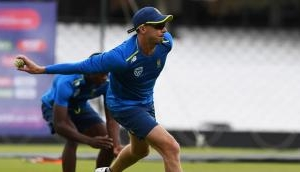 South Africa hopes to record their first win against India, with three veterans injured