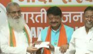 पश्चिम बंगाल: TMC से आए मुस्लिम नेता को लेकर BJP में मचा बवाल, पुराने नेताओं ने की बगावत