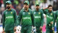 ICC's tweet regarding Pakistan's qualification to the semis creates a stir on social media