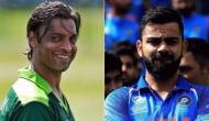 Shoaib Akhtar feels he and Virat Kohli would have been best friends off field, worst of enemies on field