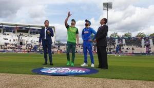 World Cup 2019: भारत-दक्षिण अफ्रीका मैच में कमेंटेटर से हुइ गलती, गलती से टीम इंडिया जीती टॉस
