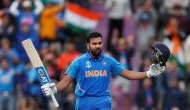 Rohit Sharma breaks MS Dhoni's ODI record against Bangladesh in World Cup