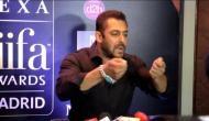 सलमान खान ने 'भारत' के प्रीमियर पर खोया आपा, गुस्से मेें अपने बॉडीगार्ड को जड़ दिया थप्पड़ !