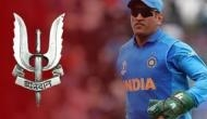 Pakistan minister slams MS Dhoni for supporting Indian Army through 'balidan' crest on gloves