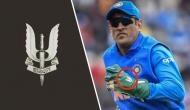 ICC World Cup 2019: क्या आज सेना के चिन्ह वाला ग्लव्स पहनेंगे माही? साथ खड़ी है टीम इंडिया