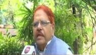 Amid rift in Rajasthan Congress, party vice president Mumtaz Masih shifted out of his office