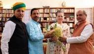 जानिए क्यों सोनिया गांधी से मिले मोदी सरकार के मंत्री प्रहलाद जोशी और नरेंद्र तोमर?