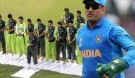World Cup 2019:  'पाकिस्तानी टीम का मैदान पर नमाज पढ़ना ICC की नजर में जायज है लेकिन धोनी का..'