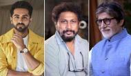 Amitabh Bachchan, Ayushmann Khurrana starrer Gulabo Sitabo's to release next year in April, 2020