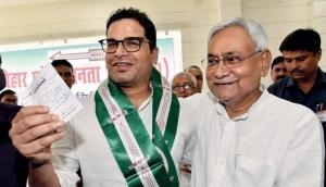 JD(U) 'disowns' Prashant Kishor as he agrees to help Mamata Banerjee in West Bengal
