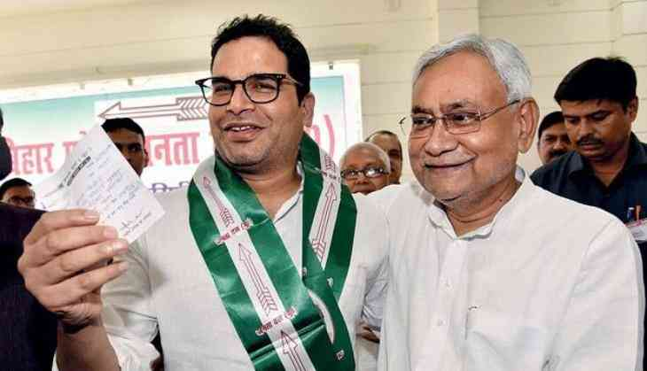 Prashant Kishor hits out at CM Nitish Kumar, announces 100-days campaign in Bihar ahead of elections