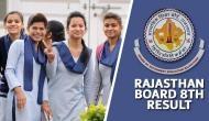 RBSE 8th Result 2019: राजस्थान बोर्ड 8वीं का रिजल्ट जारी, सबसे पहले ऐसे करें चेक