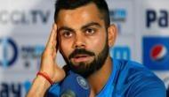 Big set back for team India! skipper Virat Kohli might get banned before the World Cup semis