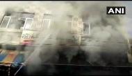 स्कूल में लगी भयंकर आग, 2 बच्चों की जलकर दर्दनाक मौत, स्कूल संचालक की पत्नी भी जलीं